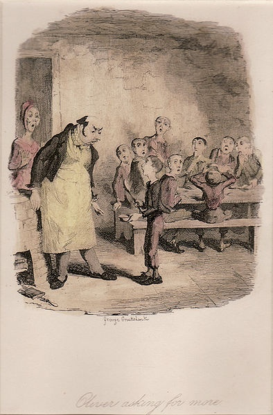an analysis of charles dickens novel oliver twist Charles dickens used the story of oliver twist to draw attention to many social ills that were rife in victorian london the new 'poor law' introduced in 1834 was something that charles dickens especially disliked.