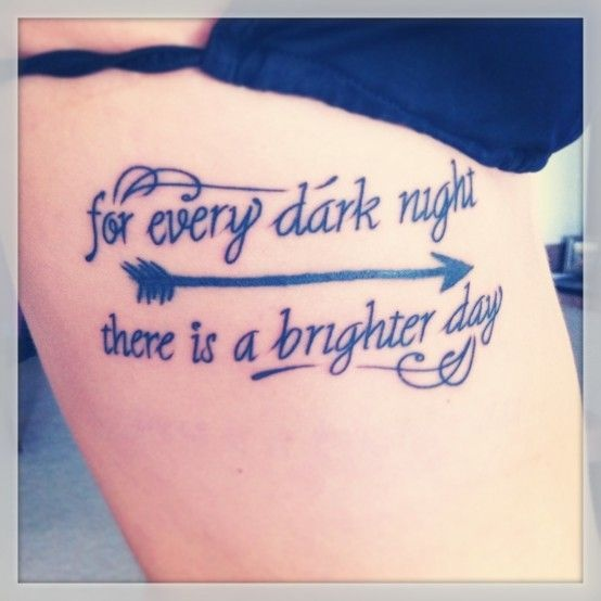 New Tattoos Quote: Best 25+ Back Quote Tattoos Ideas On Pinterest