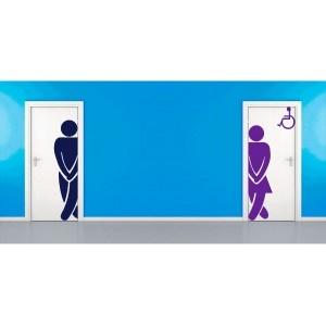 Diseño de puertas baño