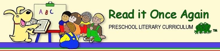 Preschool Curriculum for Special Needs Children - Read It Once Again