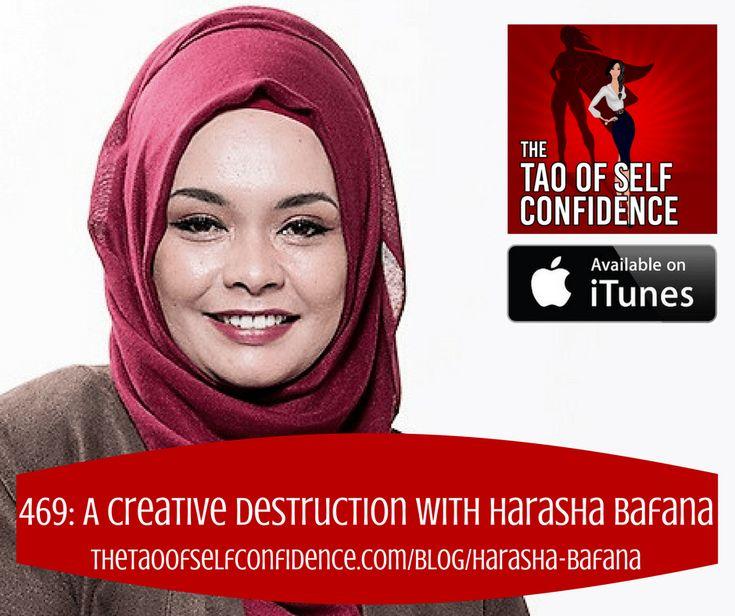 A Creative Destruction With Harasha Bafana