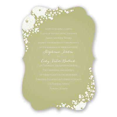 sweet dreams wedding invitation david tutera at invitations by dawn