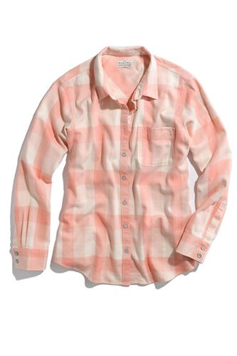 Super-soft! 10 flannel shirts we love