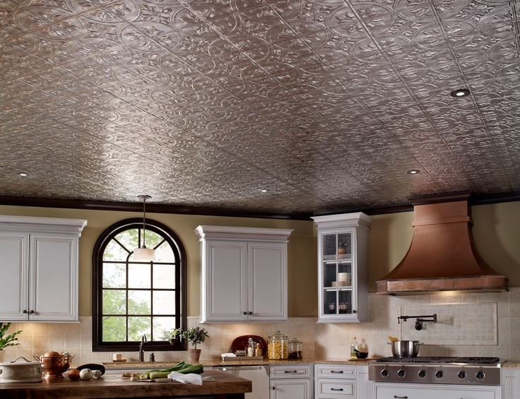 Fasade Ceiling Tiles From Acp Also Looking At These For A Back Splash Behind