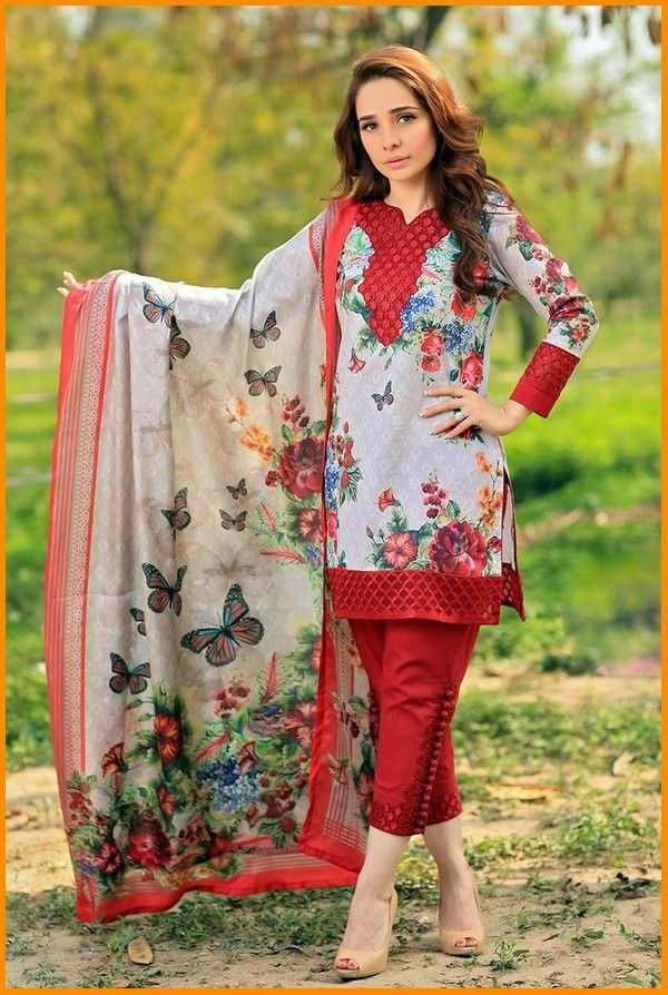 Sonia Azhar Lawn Summer Collection 2016 With Price Sonia Azhar Summer Lawn…