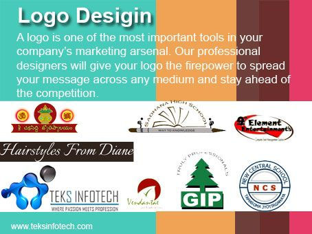 Teks Infotech gives you access to dozens of unique logo design concepts created by professional designers. http://teksinfotech.com/logo.php