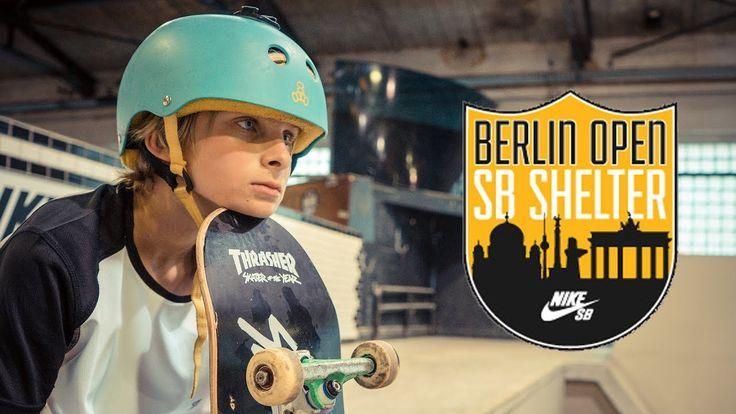 Moje první účast na Nike SB Berlin Open 2017
