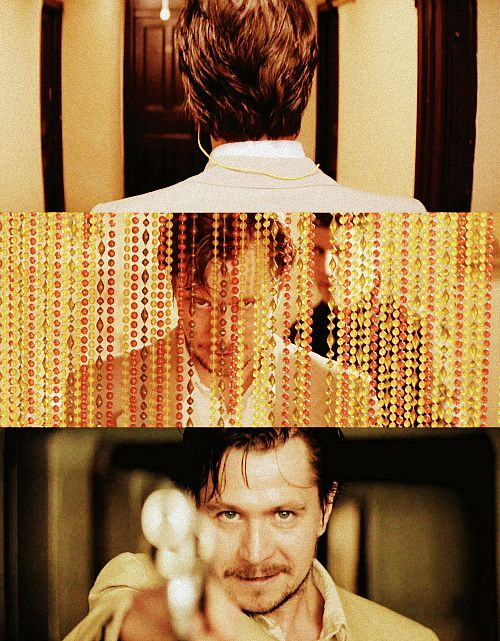 Gary Oldman as Norman Stansfield: The Professional (Leon)