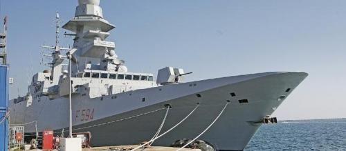 Attualità: #Combattimento in #mare: ecco 'Alpino' la nuova nave della Marina Militare (link: http://ift.tt/2dk9PWq )