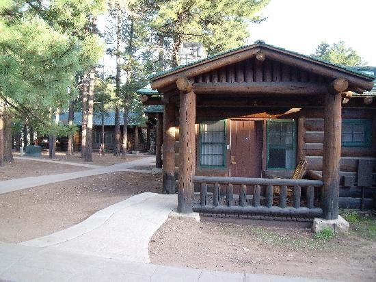 Grand Canyon Cabins - North Rim No tv,  No cell service- I loved it