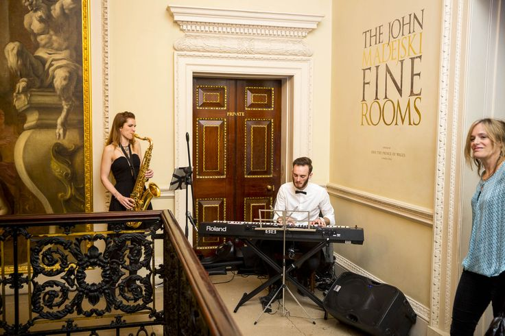 Chez Taylor-Francis #events #entertainment #sax #saxophone #piano #saxophonist #pianist