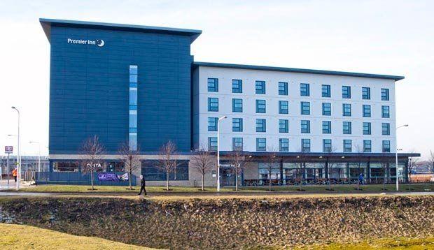 Edinburgh Hotels | Book Cheap Hotels in Edinburgh Park (The Gyle) | Premier Inn