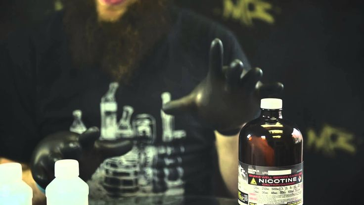 Dustin from MyFreedomSmokes talks DIY mixing and nicotine safety. Always wear gloves when working with nicotine. Thanks for watching our video! Products show...