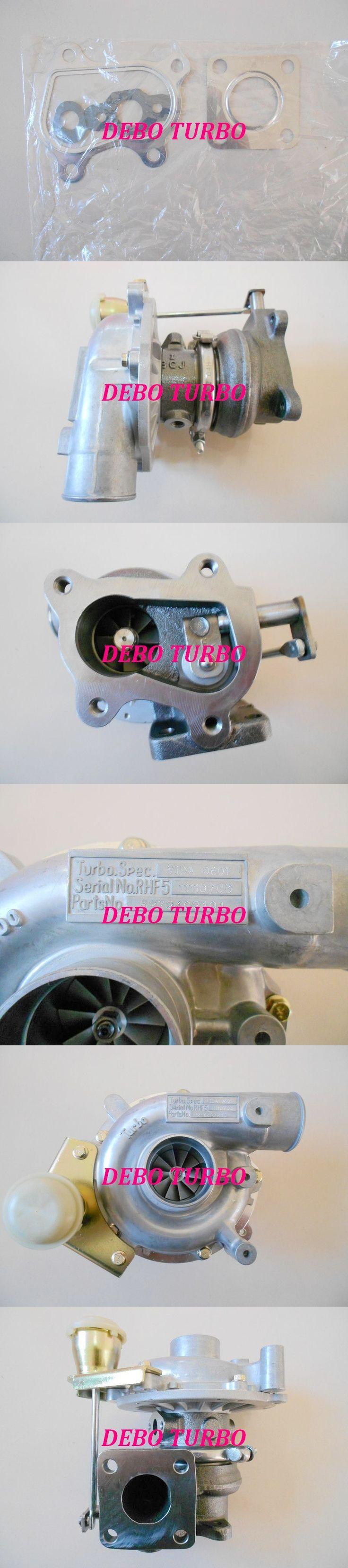 NEW RHF5/VIDA 8972402101 8973295881 Turbo Turbocharger for ISUZU D-MAX Rodeo Pick-up 4JA1T 2.5L