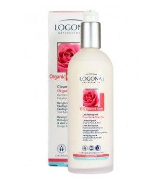 Leche Limpiadora Rosa & Aloe 125 ml