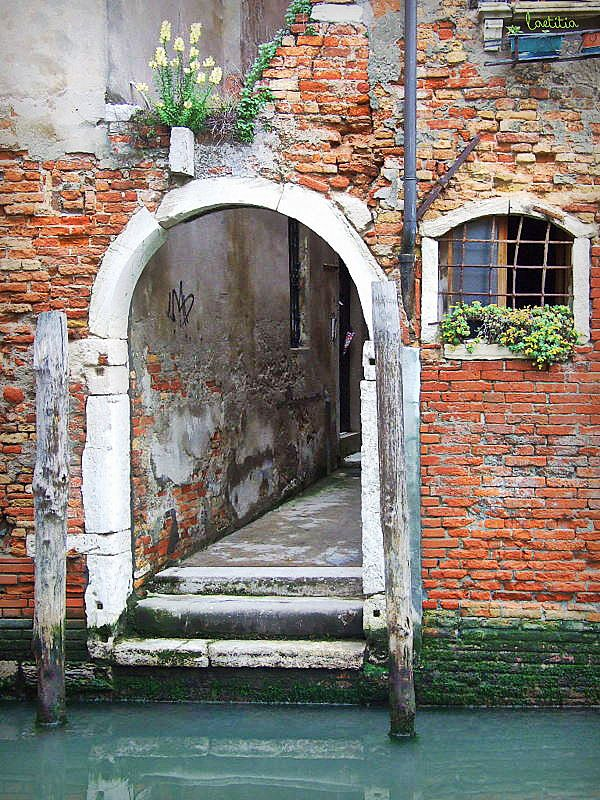 Italy. Venice. Dorsoduro. I was living in that area...