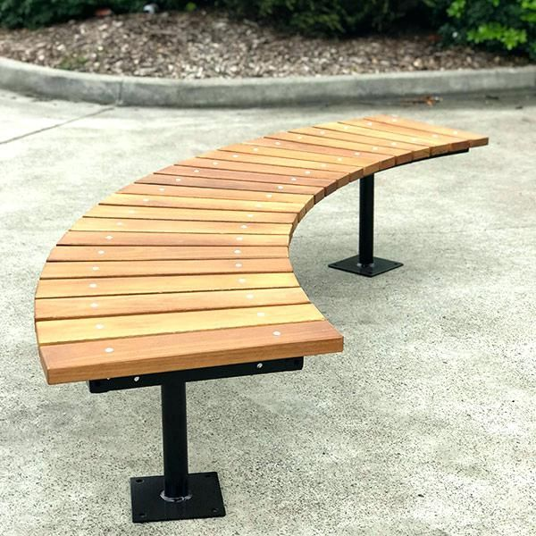 Diy Curved Bench Seat Google Search Curved Outdoor Benches Commercial Outdoor Benches Outdoor Furniture Australia