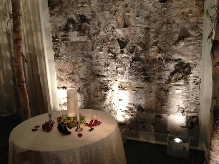 7 best Birch Wedding Decor images on Pinterest   Wedding decor ...