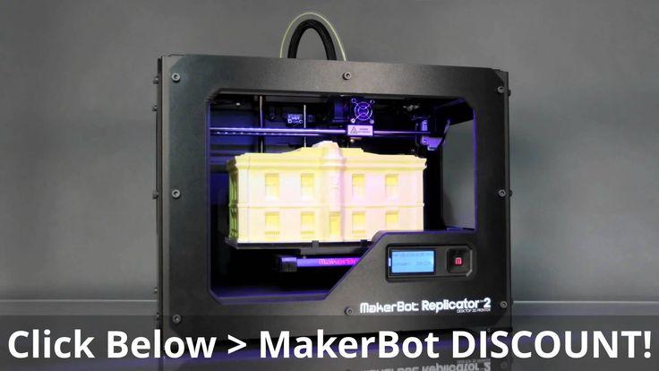 #VR #VRGames #Drone #Gaming MakerBot Replicator 2 - Best 3D Printer! 3 d printer, 3d printer, 3D printer 3D printing, 3d printer for sale, 3d printer in action, 3d printer kit, 3d printer price, 3d printer youtube, 3d printers, 3d printers for sale, 3d printing, 3D Printing Service, 3d systems, 3Dprinter3Dprinting, best 3d printer, best 3d printers, buy 3d printer, buy a 3D Printer, Cheap 3d printer, cube 3d printer, Drone Videos, How Much is a 3D Printer, maker bot, maker b