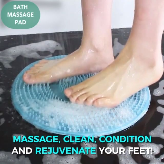 Rub a dub dub and feel better! This is great for everyone. Good circulation is vital to your health. Foot massages are one of the different ways to improve foot and leg circulation for a happier and healthier you. You can get that with this massage pad!