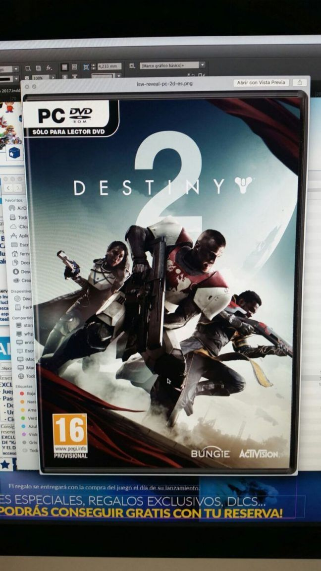 Destiny 2 – story, PC release, pre-order bonus, Collector's and Limited Edition contents leaked – rumor