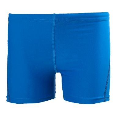 K SUMMERFUN UV SHORTS These rash guard-style kids´ shorts protect against UV rays and offer freedom of movement on bright summer days.