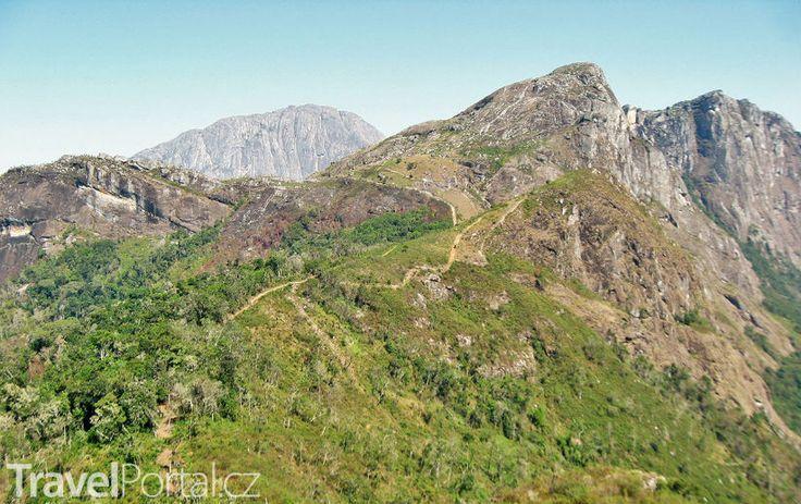 Nejvyšší hora oblasti, Sapitwa.
