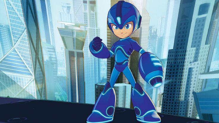 The MEGA MAN Animated Series is Coming to Cartoon Network — GeekTyrant
