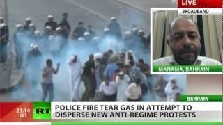 'Shoot first, ask questions later' - #Bahrain police motto?
