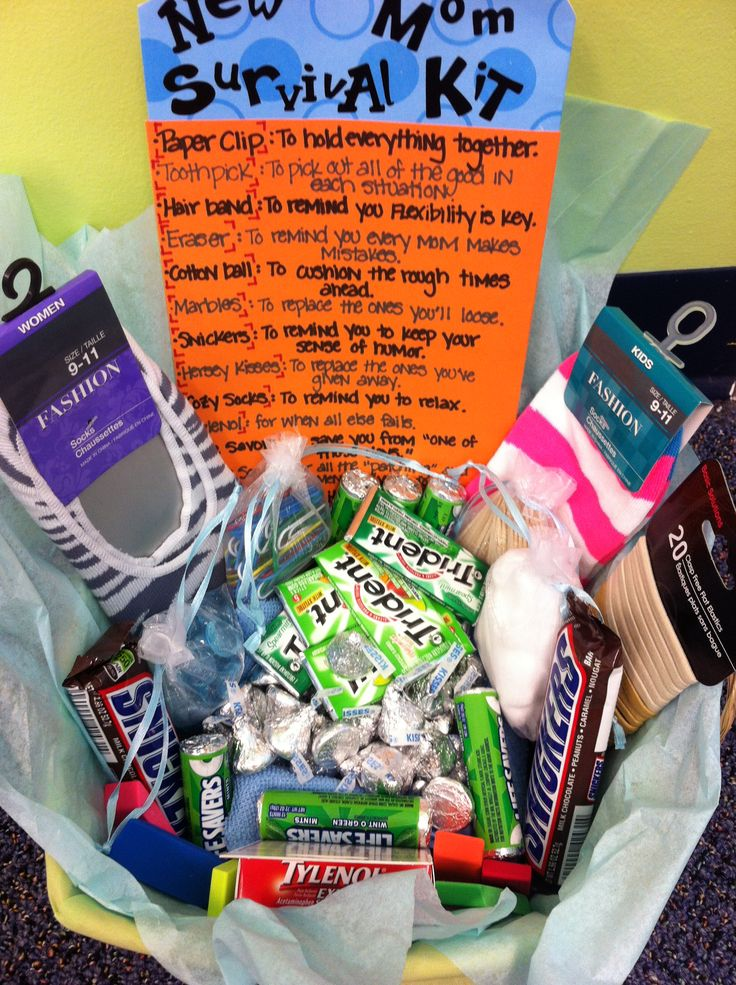 25 Best Ideas About Mommy Survival Kits On Pinterest
