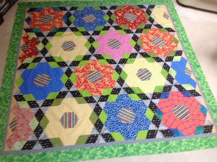 546 best quilting with stars images on pinterest quilt for Garden of eden xml design pattern