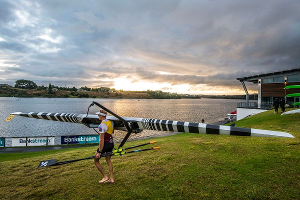 Rowing is one of the most competitive sports in the world, but it's not just competitive on the water for the athletes. Based in Cambridge, Laszlo Boats NZ produces not only rowing skiffs, but also canoes and kayaks using the very latest in laminate and marine technology, and is now gearing up to take on the world.