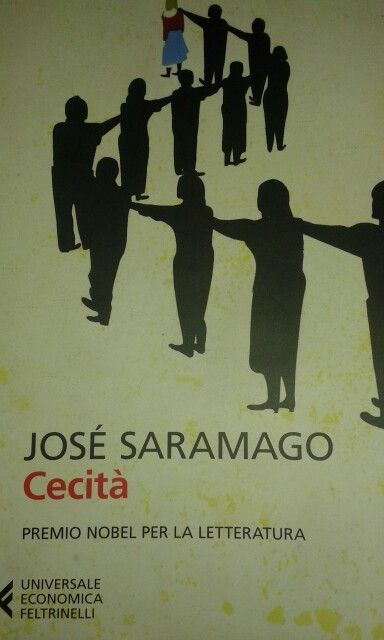 """""""Siamo tutti ciechi che vedono"""" #Saramago"""