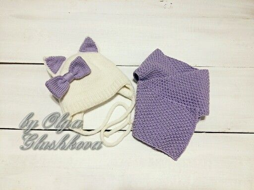 #hat #baby #knit #girl #order #wait
