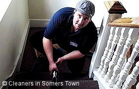 Carpet Cleaning Somers Town