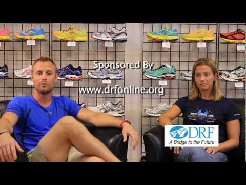 The Brick Running and Tri owners Adam and Lauren Jones, discuss the many health and wellness opportunities in the Dan River Region (City of Danville and Pittsylvania County, VA & Caswell County, NC). Adam and Lauren are also representative of area natives who returned home to start a business. They are excited about a new race that is part of the River District Festival (October 5-6, 2012).