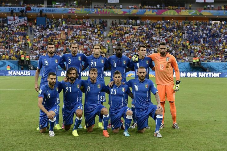 Italy World Cup Squad