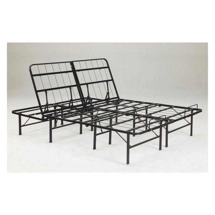 pure posture adjustable bed frame size california king mfpurpadjhdbdck