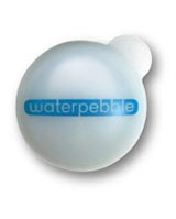 Waterpebble - save money and water in the shower with this clever traffic light gadget by your feet