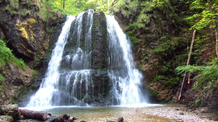 Josefsthaler Wasserfälle - Schliersee-Spitzingsee - KiMaPa