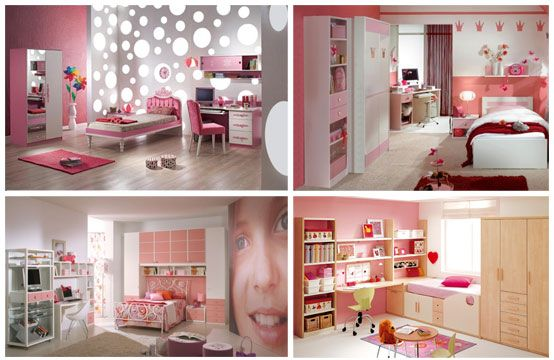 187 Cool Teen Bedrooms, fun website