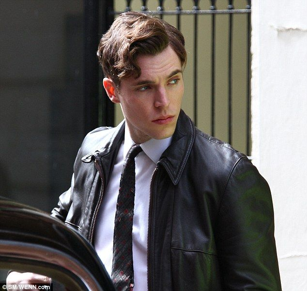 Tom Hughes in Mrs Marple Endless Night on Masterpiece Mystery. He is young but he is so very Handsome.