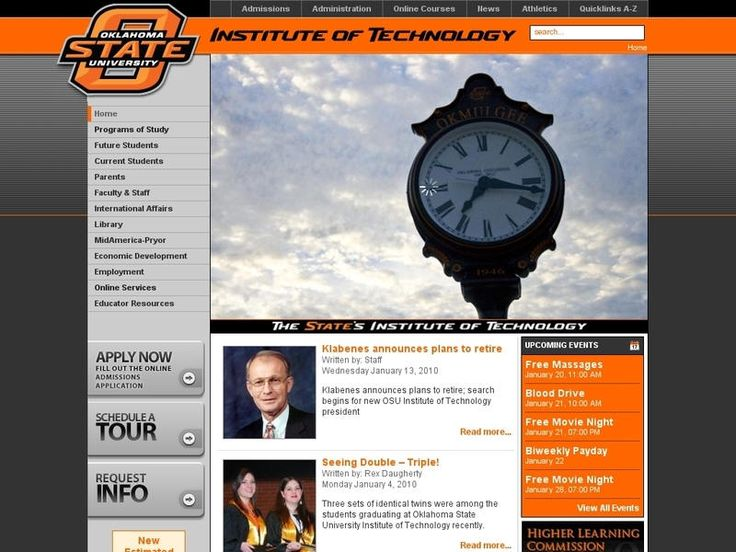 Oklahoma State University Institute of Technology at Okmulgee