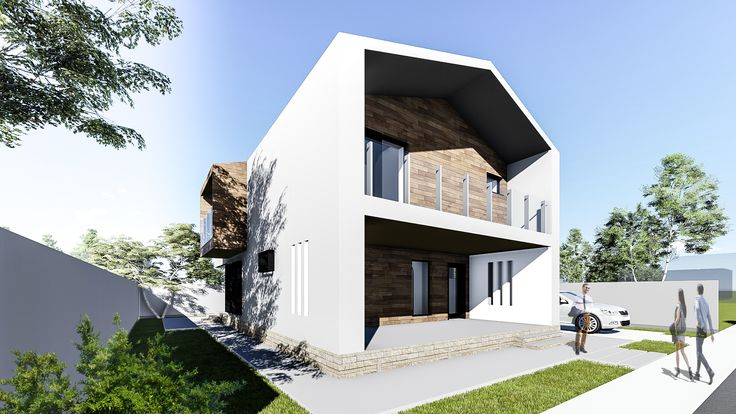 Proiect casa ATRIUM. Parter + Mansarda | 4 camere | 146 mp. Mai multe detalii gasiti aici: www.uberhause.ro/proiect-casa-parter-plus-mansarda-146-m2-atrium