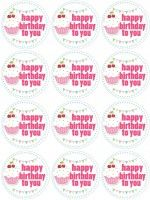 Cupcake Themed Birthday Party with FREE Printables...awesome site with lots of free printables!