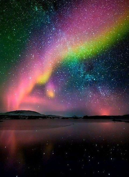 the-real-eye-to-see:  Like a night rainbow