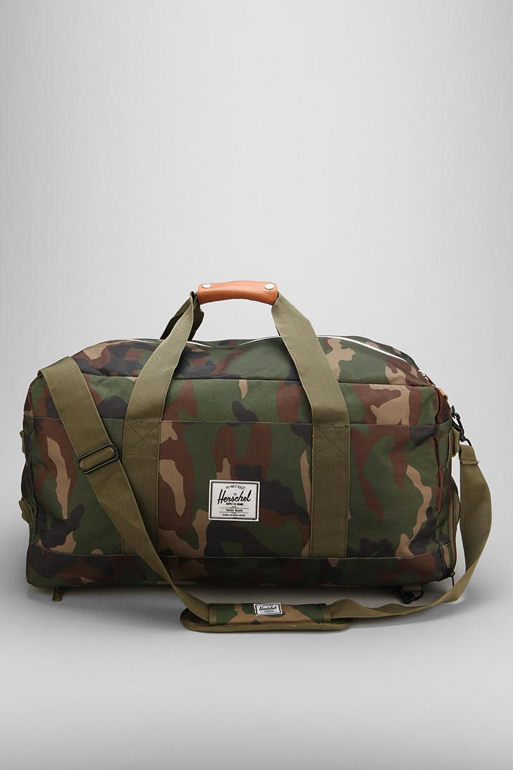 Herschel Supply Co. Outfitter Travel Bag #urbanoutfitters