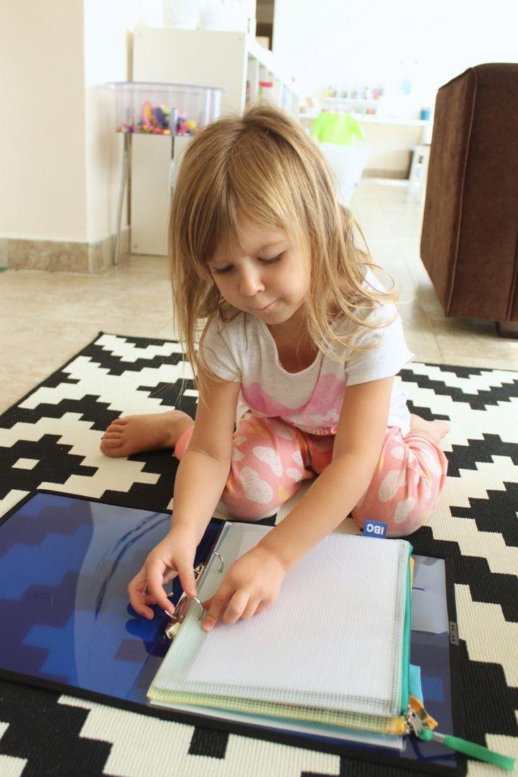 Portable Activity Kit for Little Boys - Mama. Papa. Bubba.Mama. Papa. Bubba.