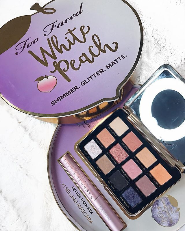Too Faced has such beautiful eyeshadows! You can create such creative eyeshadow looks for any season! Just look up some tutorials tips or guides and help you create amazing looks with these amazing shades!