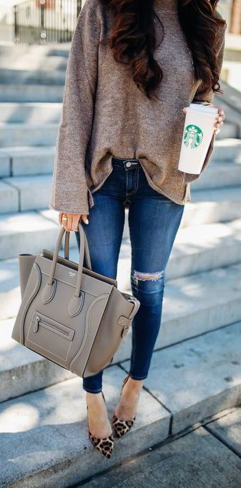 #fall #outfits / casual